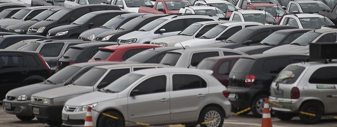 Venda de veículos aumenta 13,5% em comparação ao ano passado